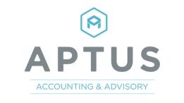 Aptus White logo